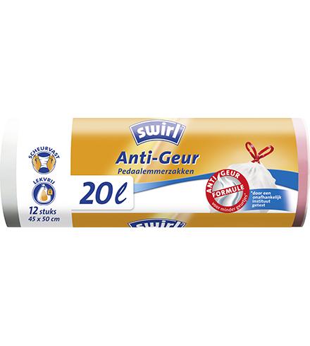 Anti-geur pedaalemmerzakken