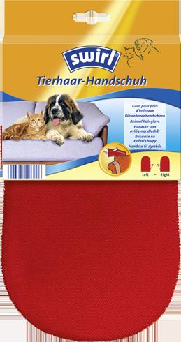 Swirl® handschoen voor huisdierharen