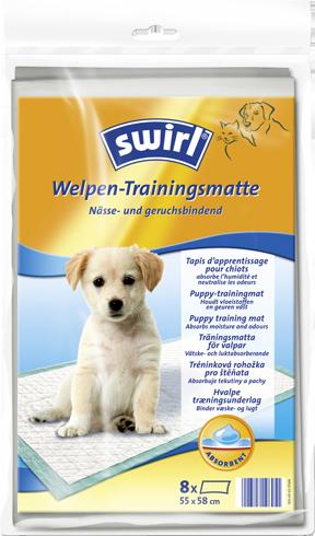 Swirl® trainingsmat voor puppy's