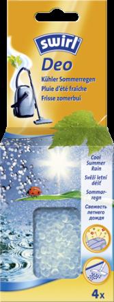 Deoparels met de frisse geur van een zomerbui