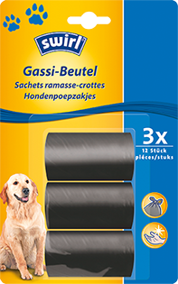 Swirl® Hondenpoepzakjes