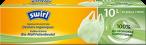 Sacs plastique pour déchets organiques avec poignées
