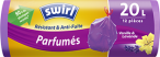 Sacs poubelle parfumés vanille lavande